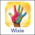 Wixie icon link